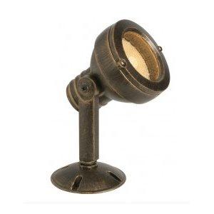 Projecteur extérieur, finition antique, 75 watts, format PAR30