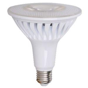 Ampoule format PAR38, 20 watts, 4000K, 50 degrés