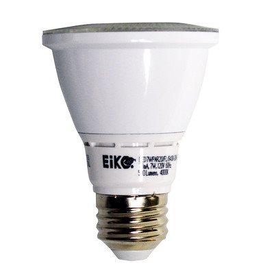 Ampoule format PAR20, 7 watts, 3000K, 25 degrés