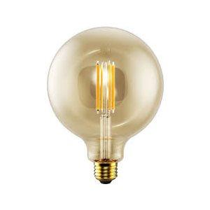 Ampoule DEL filamenté format G40, 5 watts, 2200K