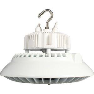 Luminaire pour plafond haut DEL, 150 watts, 5000K, 347-480V