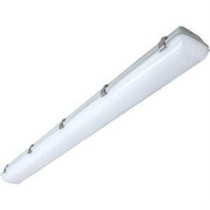 Luminaire étanche 4' DEL, 40 watts, 5000K