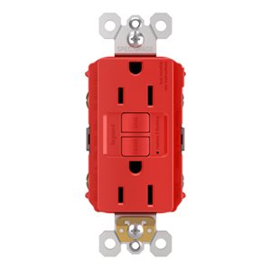 DDTF plus, 15 amps, red finish