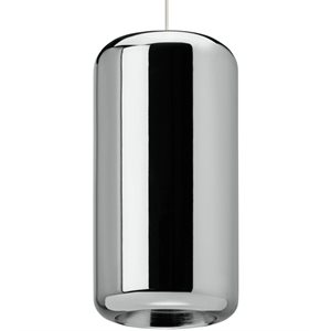 Luminaire suspendu, finition chrome, 1 X PAR20