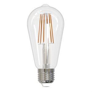 Ampoule DEL format ST19, 8 watts, 3000K