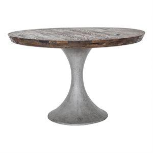 Table de salle à manger en ciment