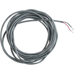Twisted low voltage wire, 2 strands, 16 gauge
