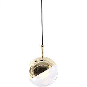 Luminaire suspendu DEL, 6,5 watts, 3000K