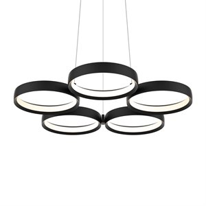 LED Pendant Light, 50 watts, 3000K